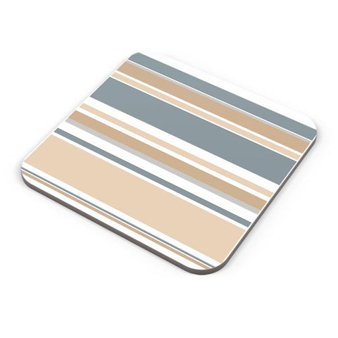 Buy Coasters Online | CALM AND SOOTHING STRIPES Coasters Online India | PosterGuy.in