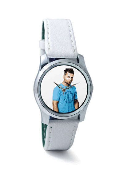 Women Wrist Watch India | Virat Kohli painting Wrist Watch Online India