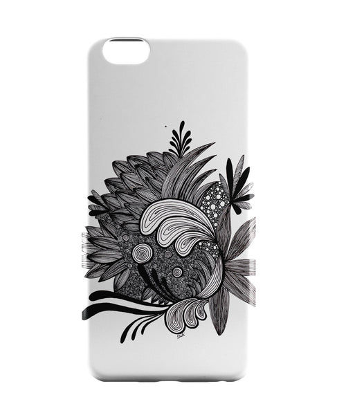 iPhone 6 Case & iPhone 6S Case | Elephant Doodle Art iPhone 6 | iPhone 6S Case Online India | PosterGuy
