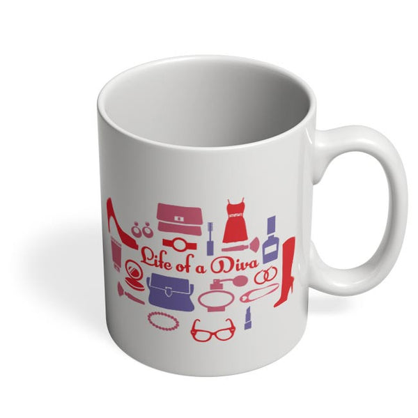 Diva's Life Coffee Mug Online India