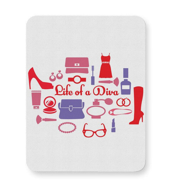 Diva's Life Mousepad Online India