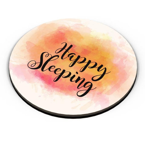 Happy Sleeping Fridge Magnet Online India