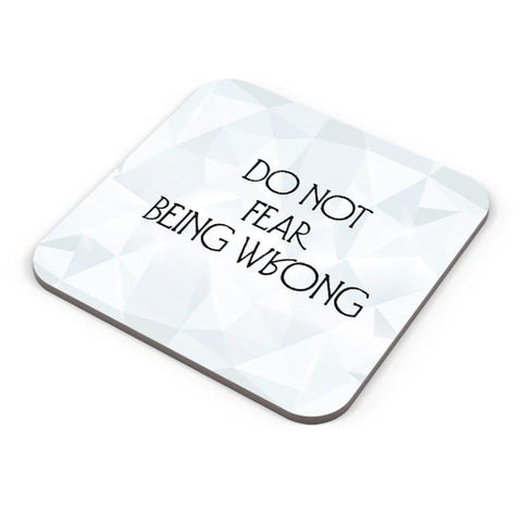 Being wrong Coaster Online India