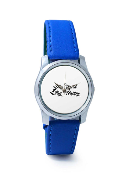 Women Wrist Watch India | Stay Weird Wrist Watch Online India