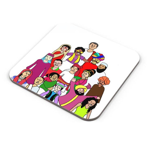 Colors Of India Coaster Online India