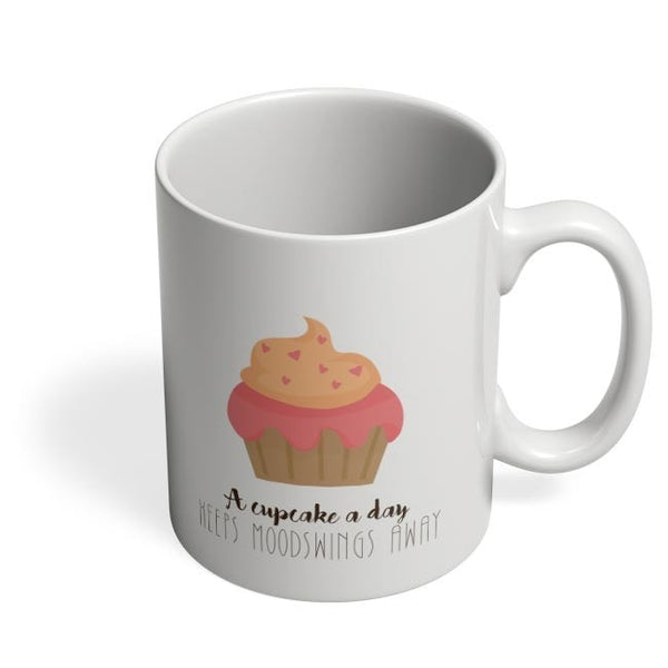 A cupcake a day Coffee Mug Online India
