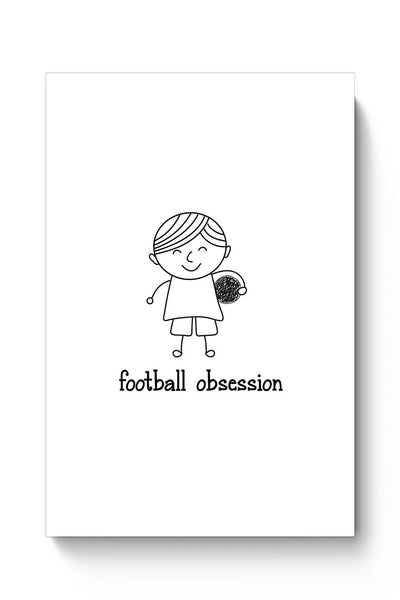 Football obsession Poster Online India