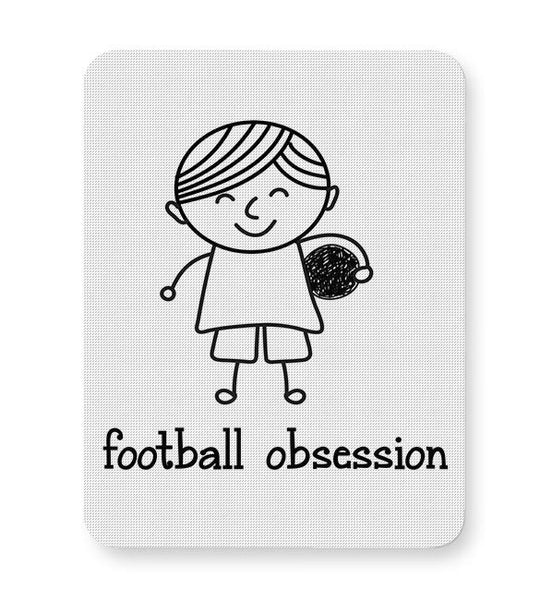 Football obsession Mousepad Online India