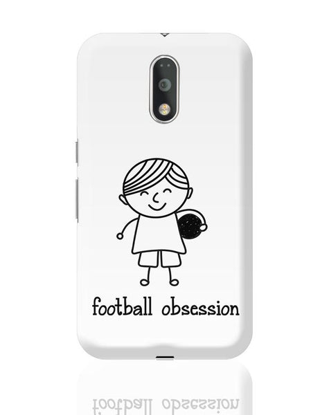 Football obsession Moto G4 Plus Online India