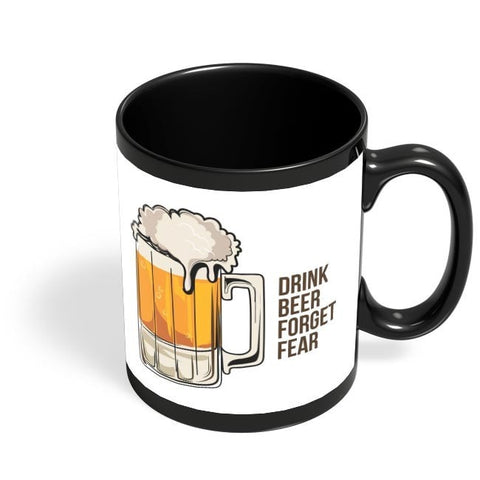beer Black Coffee Mug Online India