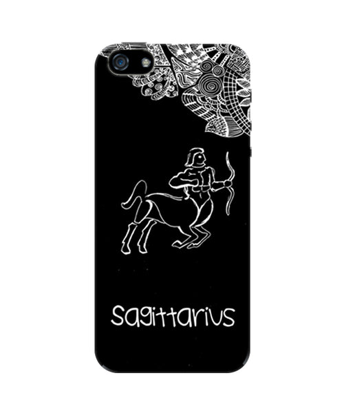 Saggitarius Zodiac Sign iPhone 5 / 5S Case