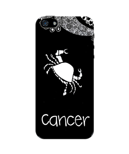 Cancer Zodiac Sign iPhone 5 / 5S Case