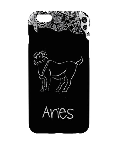 iPhone 6 Case & iPhone 6S Case | Aries Zodiac Sign iPhone 6 | iPhone 6S Case Online India | PosterGuy