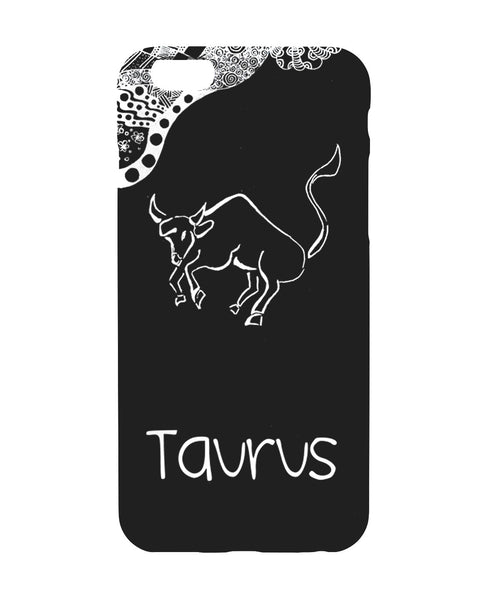 iPhone 6 Case & iPhone 6S Case | Taurus Zodiac Sign iPhone 6 | iPhone 6S Case Online India | PosterGuy