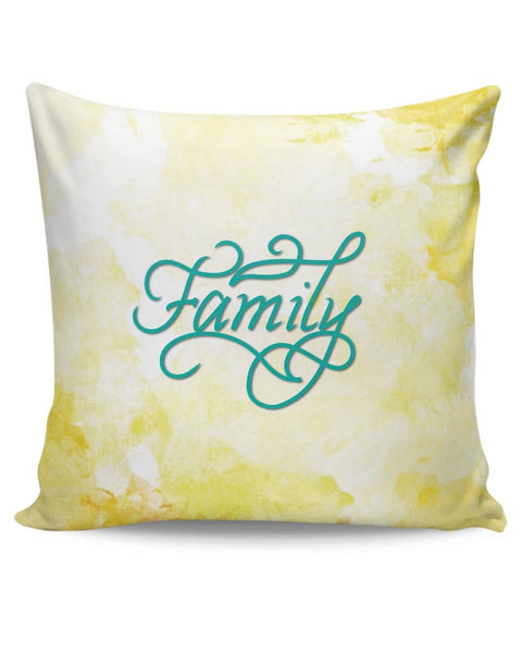 Family Cushion Cover Online India