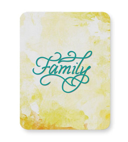 Family Mousepad Online India