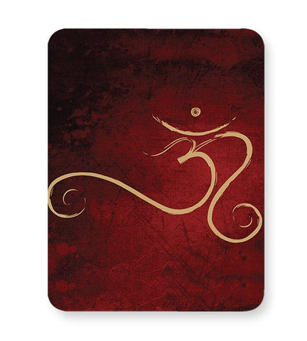 Om calligraphy Mousepad Online India