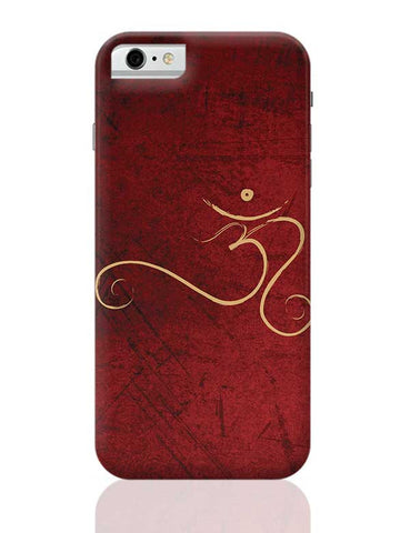Om calligraphy iPhone 6 / 6S Covers Cases