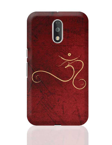 Om calligraphy Moto G4 Plus Online India