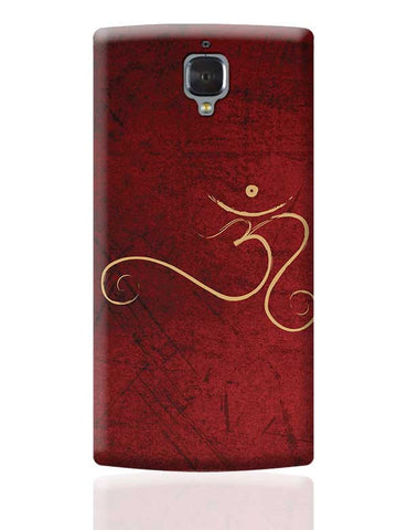 Om calligraphy OnePlus 3 Covers Cases Online India