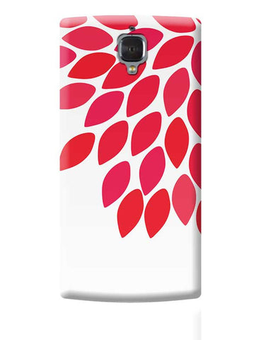 Petals OnePlus 3 Covers Cases Online India