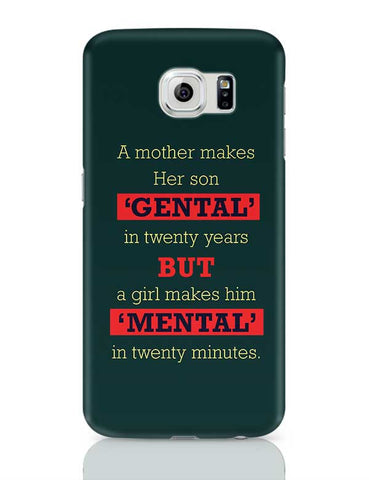 Mental Samsung Galaxy S6 Covers Cases Online India