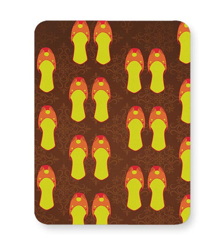 Punjabi Jutti Pattern Mousepad Online India