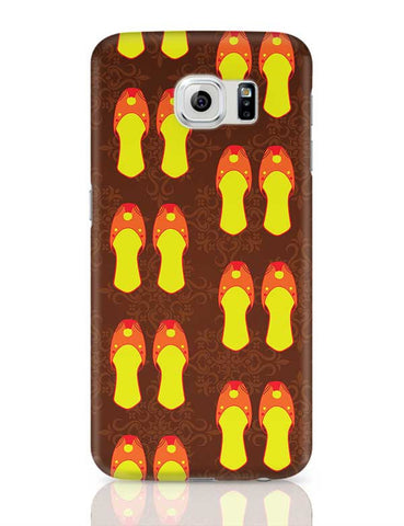 Punjabi Jutti Pattern Samsung Galaxy S6 Covers Cases Online India