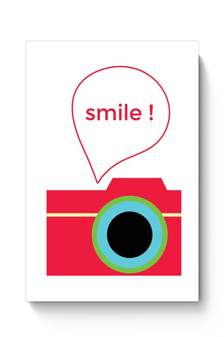 Smile Please ! Poster Online India