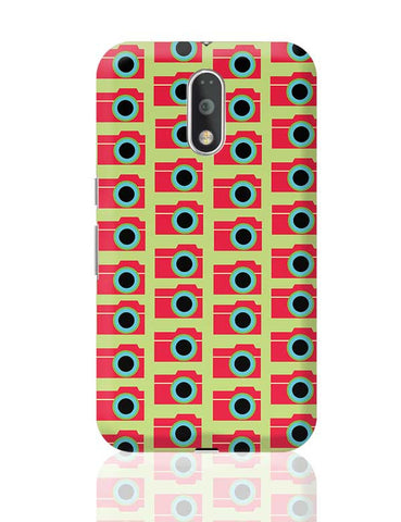 Camera Pattern Moto G4 Plus Online India