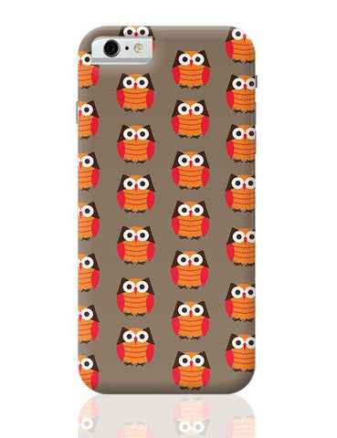Cute Owl Pattern iPhone 6 / 6S Covers Cases