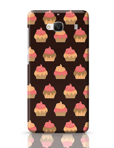 Cupcake Pattern Redmi 2 / Redmi 2 Prime Covers Cases Online India