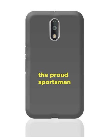 Proud Sportsman Moto G4 Plus Online India