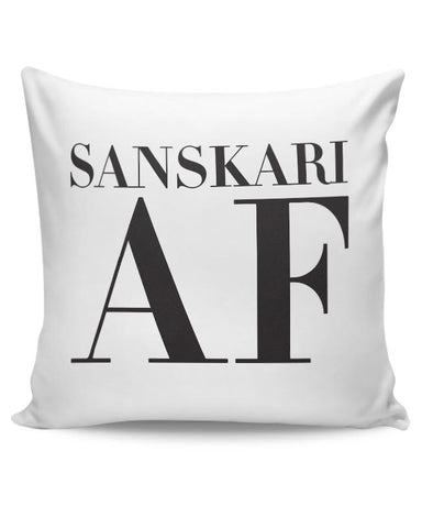 Sanskari AF Cushion Cover Online India