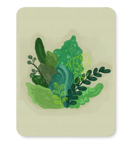 Nature Lover Mousepad Online India