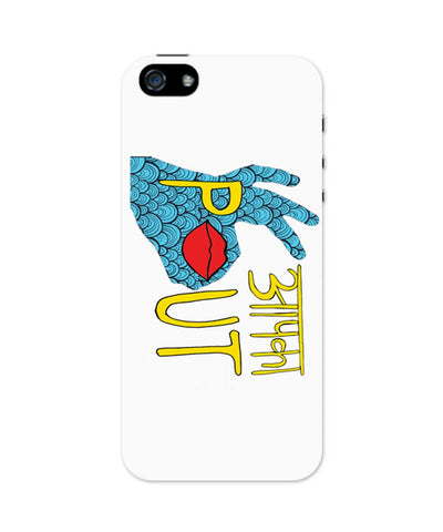 Aapka Pout iPhone 5/5S Case
