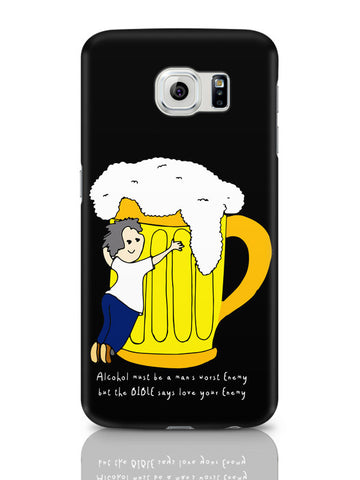 Samsung Galaxy S6 Covers & Cases | Beer Love Your Enemy Samsung Galaxy S6 Covers & Cases Online India