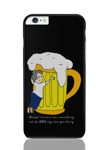 iPhone 6 Plus / 6S Plus Covers & Cases | Beer Love Your Enemy iPhone 6 Plus / 6S Plus Covers and Cases Online India