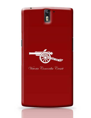 OnePlus One Covers | Victoria Concordia Crescit OnePlus One Cover Online India