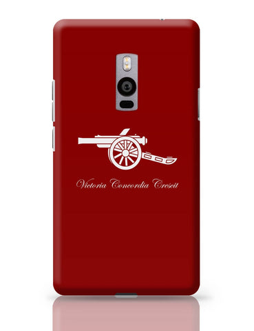 OnePlus Two Covers | Victoria Concordia Crescit OnePlus Two Cover Online India