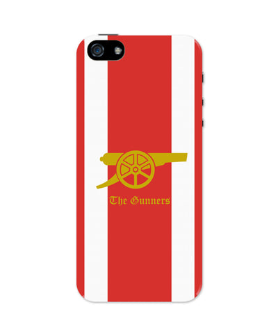 The Gunners iPhone 5 / 5S Case
