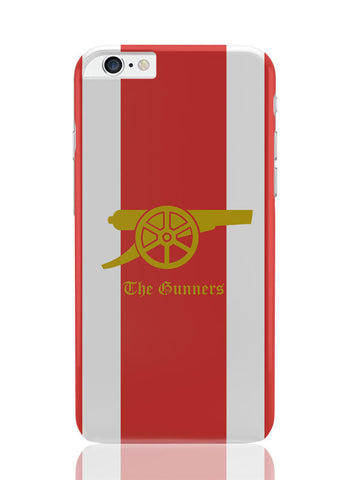 iPhone 6 Plus / 6S Plus Covers & Cases | The Gunners iPhone 6 Plus / 6S Plus Covers and Cases Online India