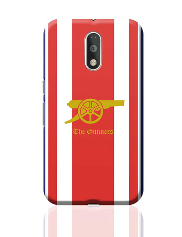 The Gunners Moto G4 Plus Online India