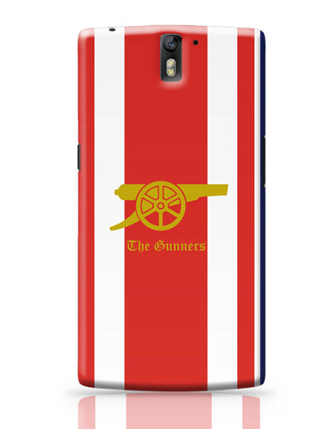 OnePlus One Covers | The Gunners OnePlus One Cover Online India