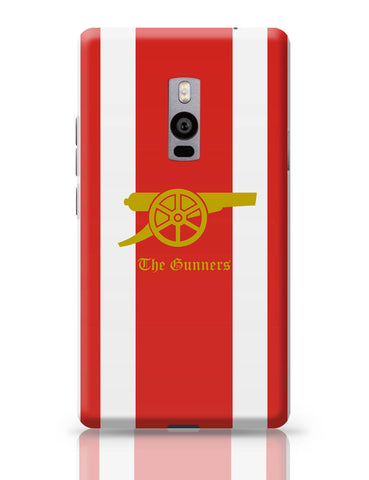 OnePlus Two Covers | The Gunners OnePlus Two Cover Online India