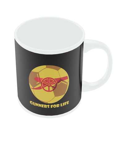 Gunners for Life Coffee Mug Online India