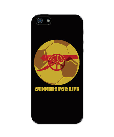Gunners for Life iPhone 5 / 5S Case