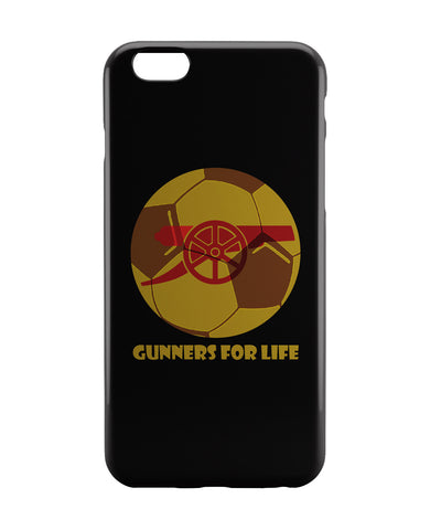 iPhone 6 Case & iPhone 6S Case | Arsenal Gunners for Life iPhone 6 | iPhone 6S Case Online India | PosterGuy