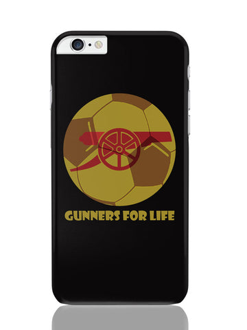iPhone 6 Plus / 6S Plus Covers & Cases | Gunners For Life iPhone 6 Plus / 6S Plus Covers and Cases Online India