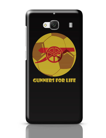 Xiaomi Redmi 2 / Redmi 2 Prime Cover| Gunners for Life Redmi 2 / Redmi 2 Prime Cover Online India